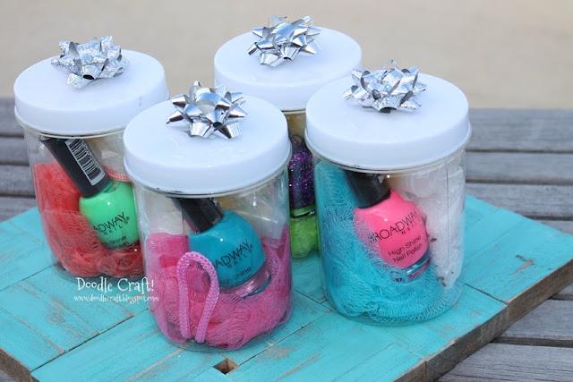 doodlecraft spa kit gift idea