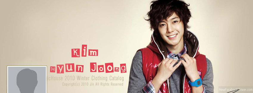 kim hyun joong photo cover