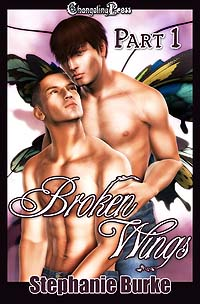 Broken Wings Part One by Stephanie Burke