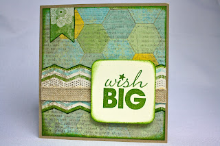 Stampin' Up card epic day