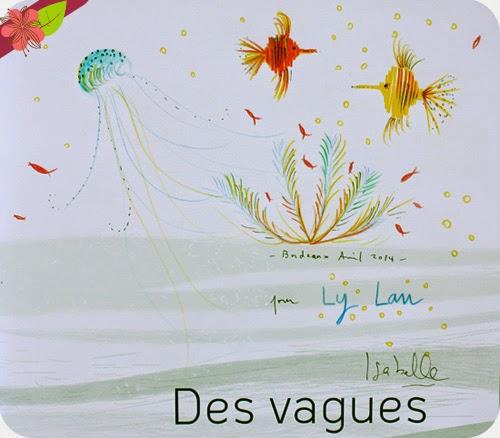 """""""Des vagues"""" d'Isabelle Simler"""