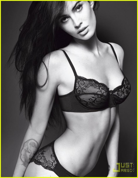 Megan Fox Background