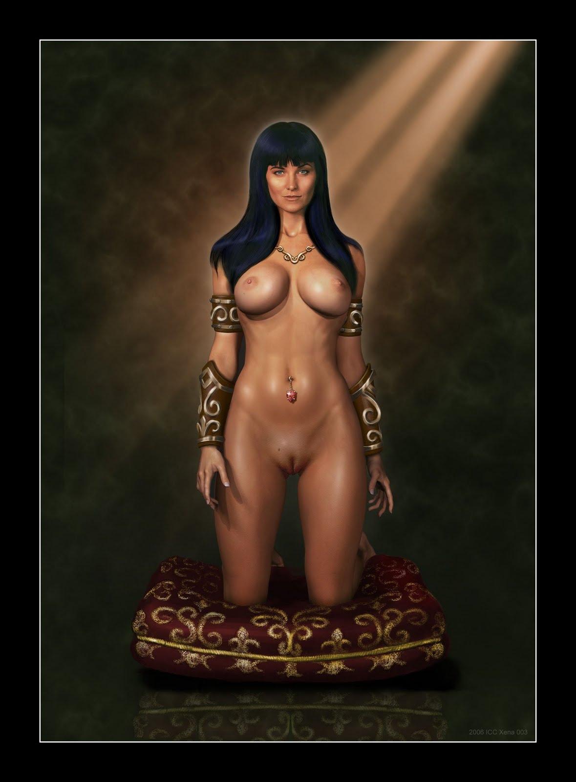 Free nud pic of xena warrior princess  nudes images