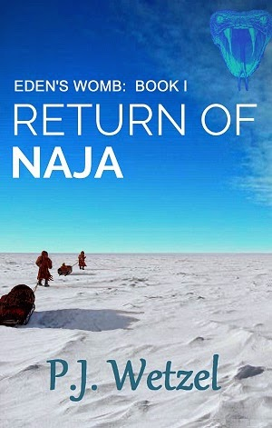 Buy the book: <b>Return of Naja</b> - Book I of &#39;Eden&#39;s Womb&#39;