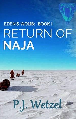 Buy the book: <b>Return of Naja</b> - Book I of &#39;Eden&#39;s Womb&#39;