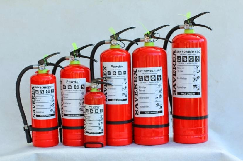 Cara Memilih Tabung Pemadam Kebakaran Terbaik