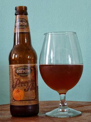 Blue Point Brewing Co. Pumpkin Ale