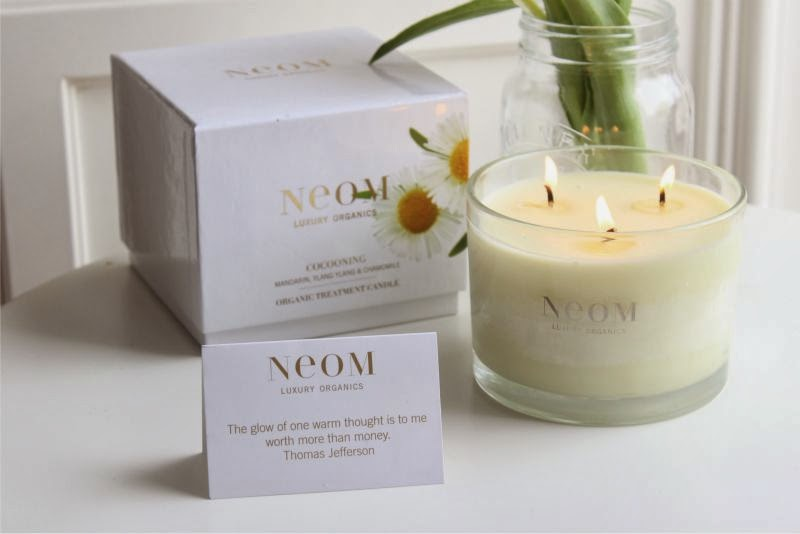 Neom Cocooning Candle