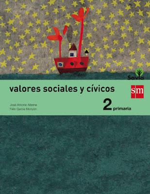 LIBROS DE TEXTO Valores sociales y cívicos . 2 - Segundo Primaria Savia SM | Edición 2015 (Ediciones SM) MATERIAL ESCOLAR | Comprar en Amazon