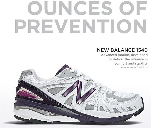 new balance 1540 shoe biz
