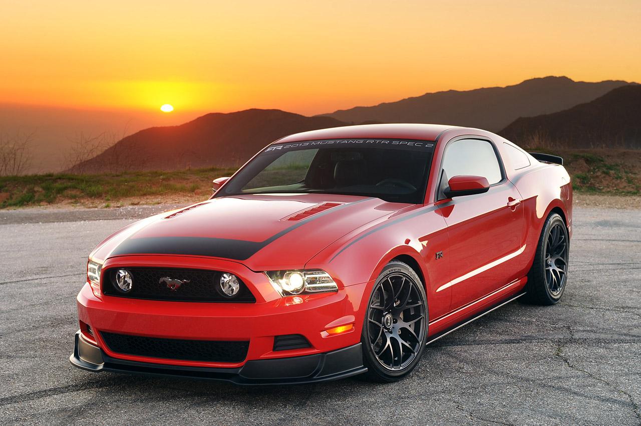 2013 Ford Mustang RTR | SuperCAR original