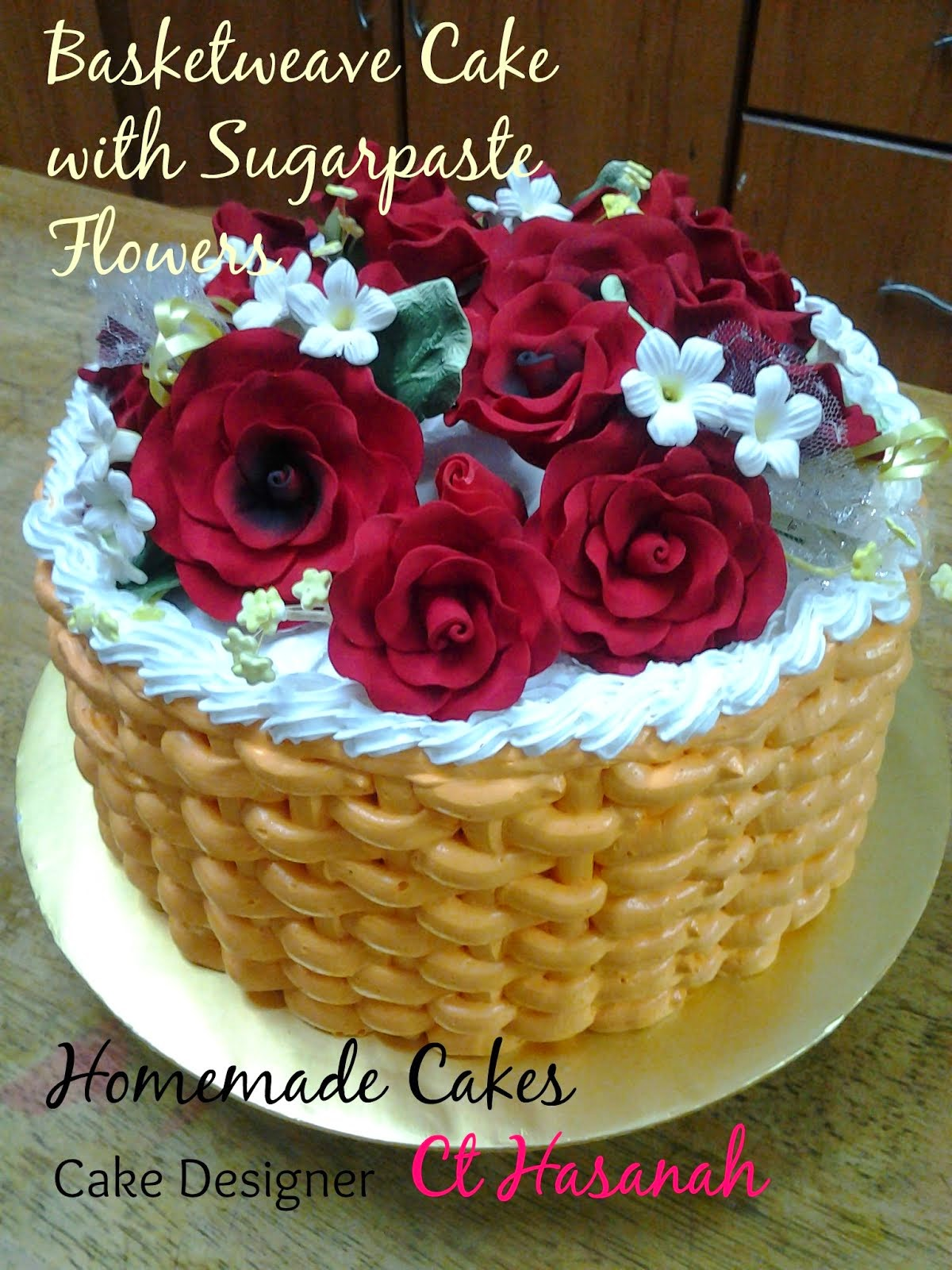 Ct Hasanah Cake House Birthday Cake