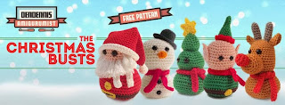 http://www.dendennis.nl/category/amigurumi-designs/free-christmas-patterns/