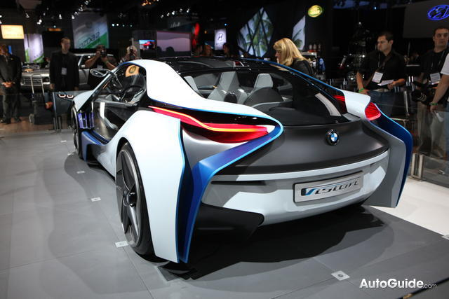 BMW New Plug In Hybrid Sports Car