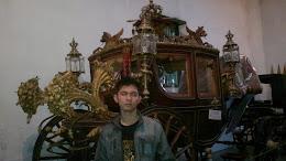 Kereta Sultan Yogyakarta