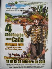 4 ta CONVENCION DE LA CAÑA, Ensenada 2013