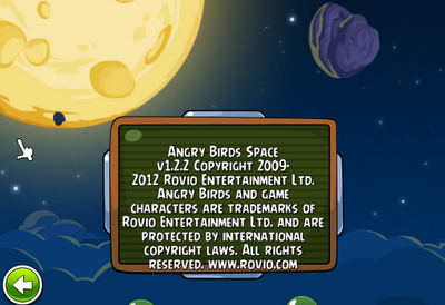 Angry Birds Space 1.2.2 Full Serial 2