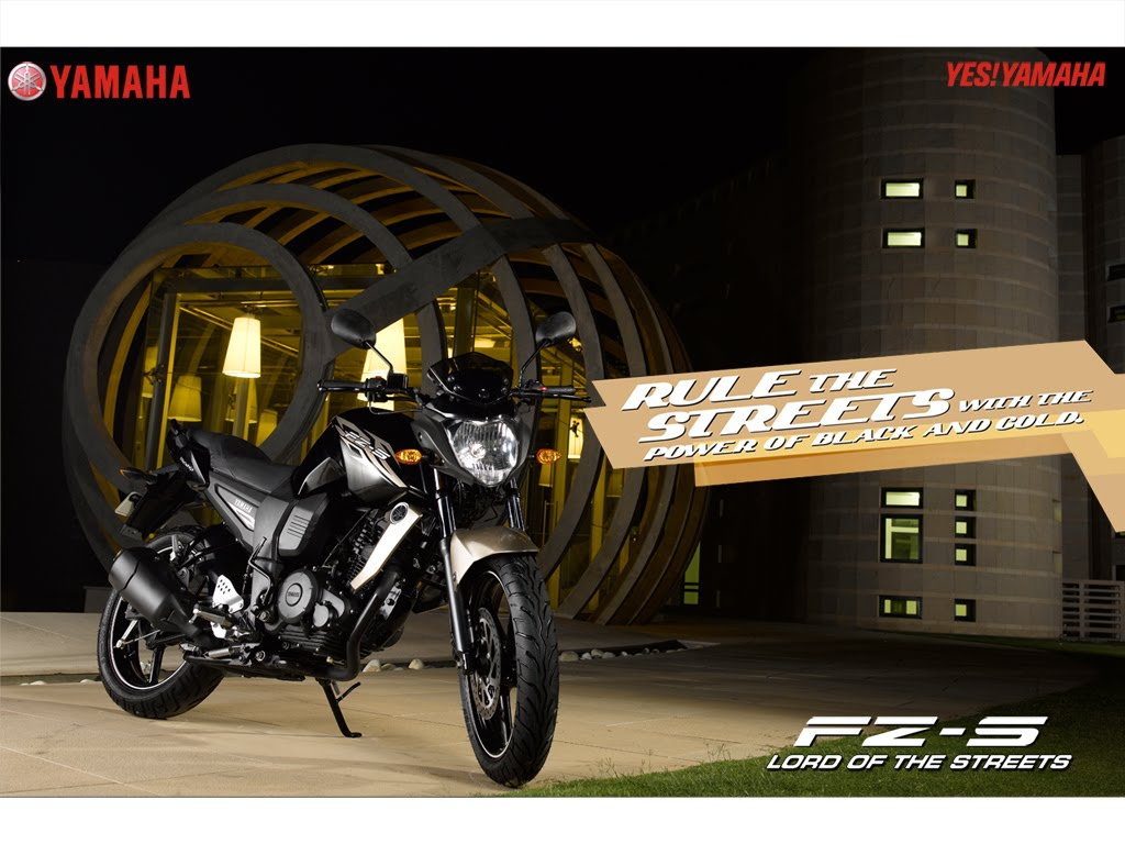 Posted by ric at 1 11 PMYamaha Fzs Limited Edition Midnight Special