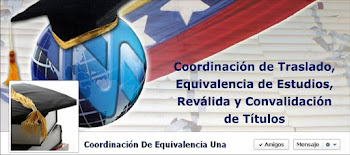 EQUIVALENCIAS UNA EN FACEBOOK