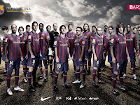 1152x864, Barcelona, 2009, 2010, Barca Wallpaper