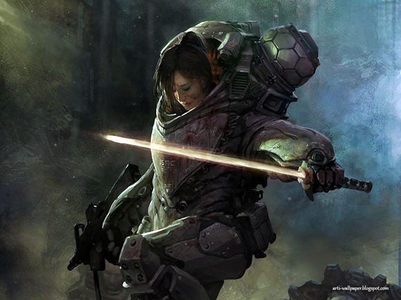 CG Art Wallpaper Marek Okon Artwork 24