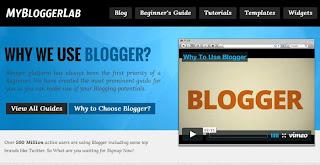 Situs Belajar Blog