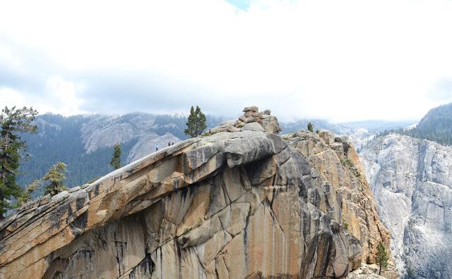 Watchtower - Sequoia National Park, Californie, USA