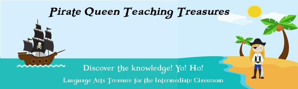 Pirate Queen Teaching Treasures