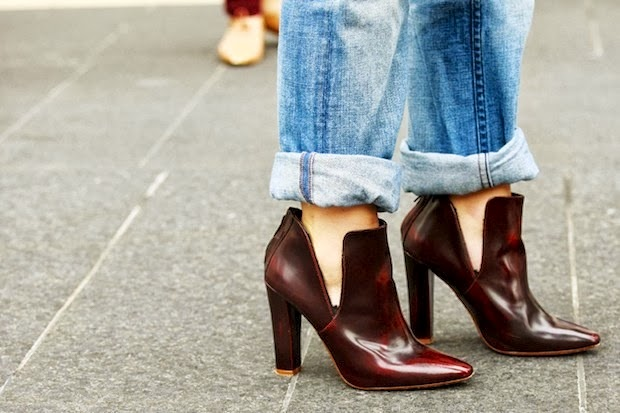 Shoesday Tuesday - Oxblood: style-rx.ca