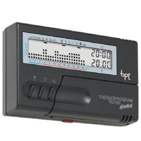 Il blog di locomotiva il termostato e la logica del forse for Bpt termostato istruzioni