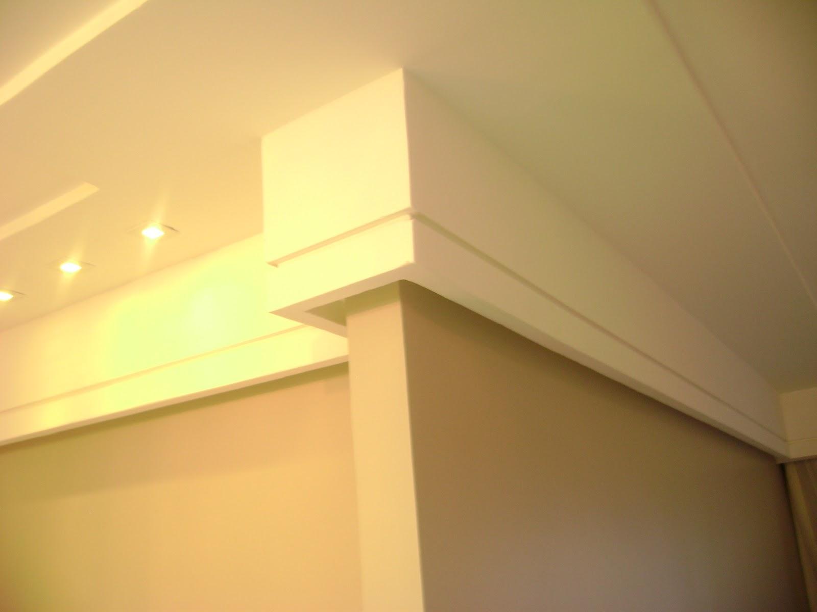 gesso e nas fotos seguintes o gesso finalizado e com os detalhes de #AEC902 1600x1200 Banheiro Com Detalhes Em Gesso