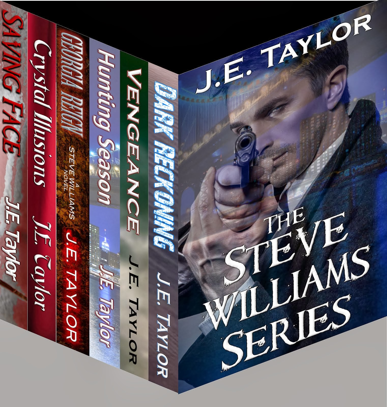 Steve Williams Series Box Set