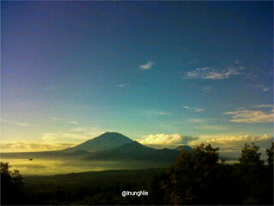 Sunrise Pondok Kopi @inungnie