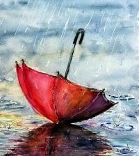 V životě nejde o to, jak přežít bouři, nýbrž jak tančit v dešti.