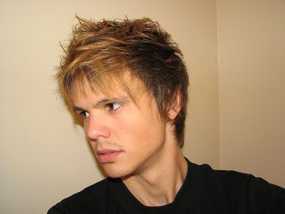 Casual Short Hairstyles For Men In 2012 - Top Hairstyles