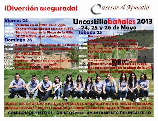 Bañales Uncastillo 2013