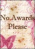 Thanks, PLEASE No Awards