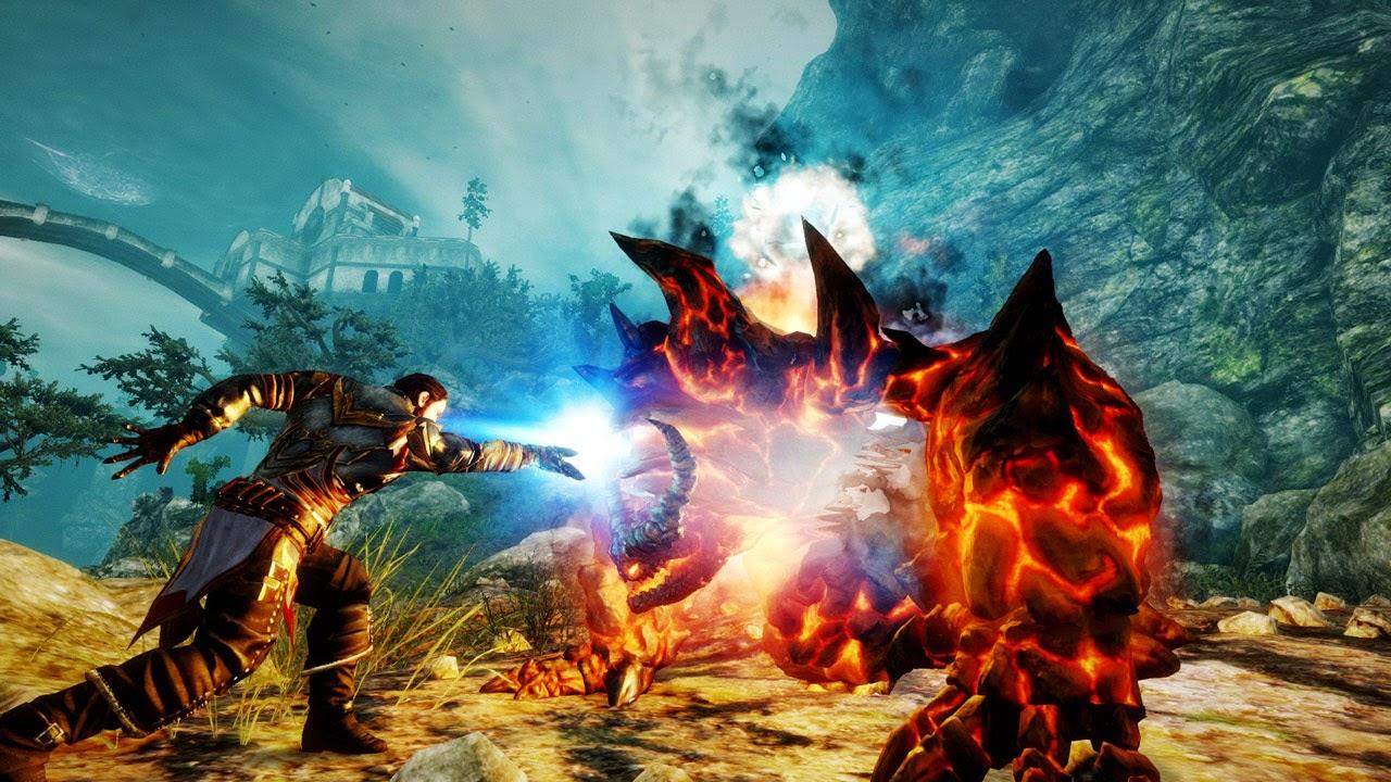 Game PC Risen 3: Titan Lords