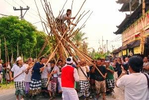 Kebudayaan tradisional masyarakat Bali