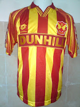 Vintage Selangor Dunhill Jersey 1997