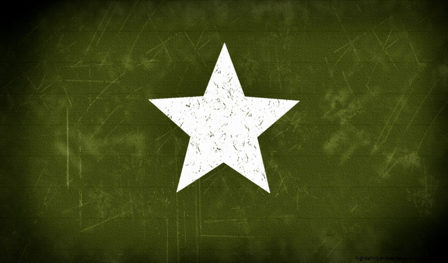 Us Army Star Hd Wallpaper | High Definitions Wallpapers