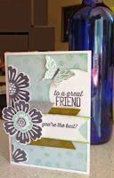 Cards with a friend with zena kennedy independent stampin up demonstrator
