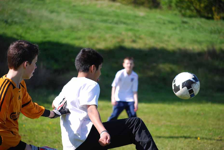 deporte y rendimiento escolar