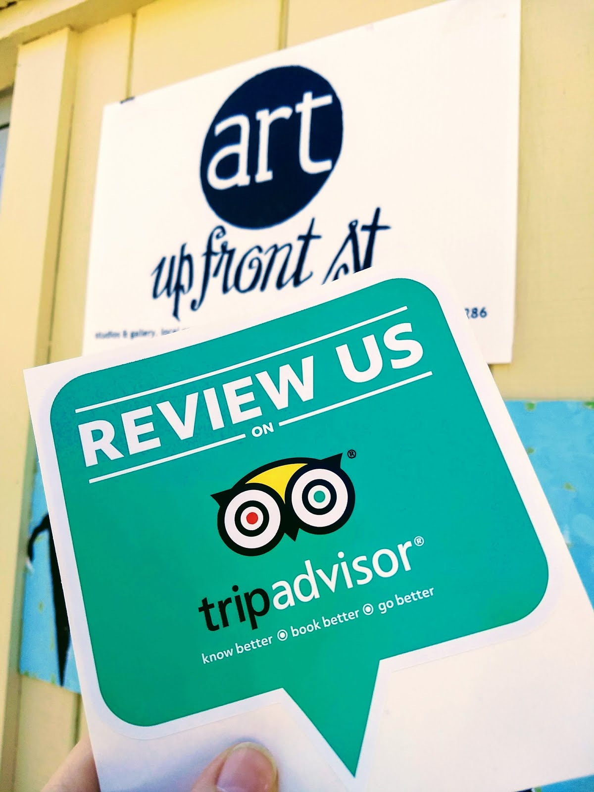 THE STUDIO IS ON TRIPADVISOR