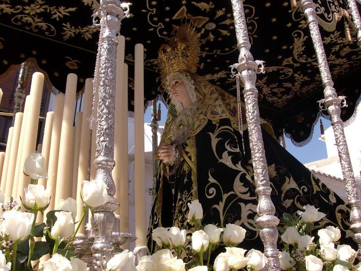 Mi Virgen de la Soledad