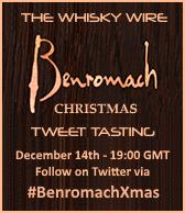 Benromach Christmas Tweet Tasting
