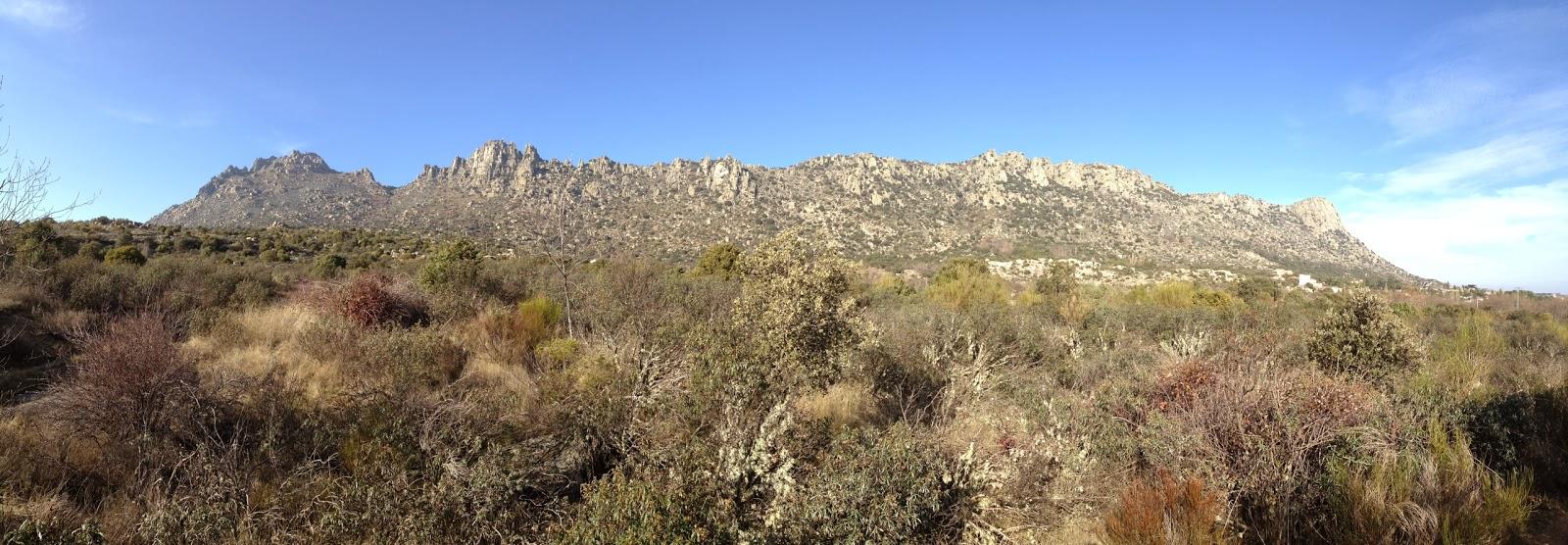 Cmd los divinos ruta circular sierra de la cabrera pico - Sierra circular pequena ...