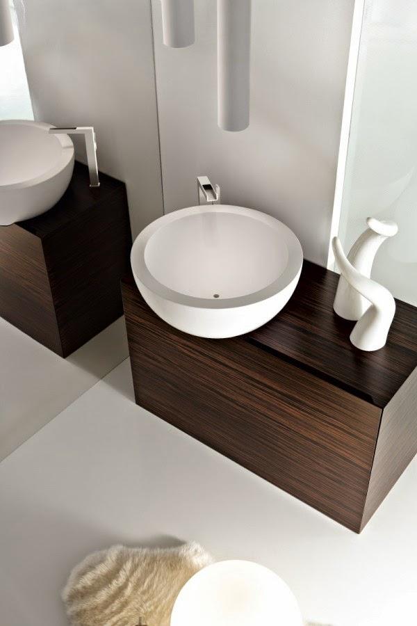 Dise o de ba os italianos modernos ba os y muebles for Disenos de muebles para banos