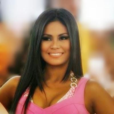 Roxanne Cabanero at Bb. Pilipinas 2011