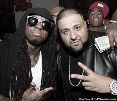 Foto do Lil Wayne & Dj Khaled